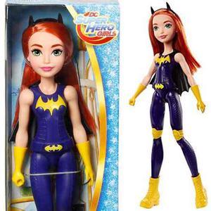 Batichica Dc Super Hero Girl 30 Cms. Original Mattel