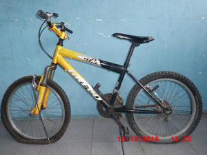 Bicicleta GRECO rin 20
