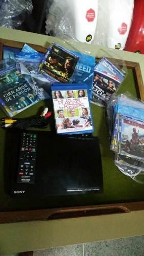 Blu Ray Sony Mas Combo De Peliculas Y Series Oferta