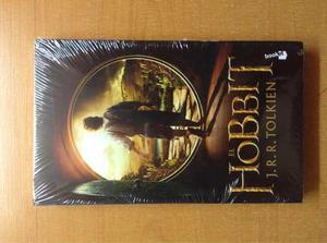 El Hobbit. Jrr Tolkien. Nuevo. Original.
