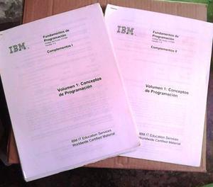Guía De Fundamentos De Programación Volumen 1 Y 2