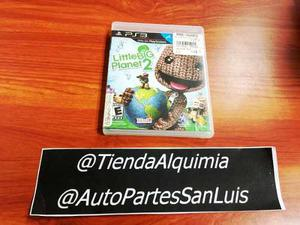 Juego Little Big Planet 2
