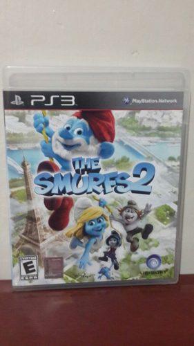 Juego Para Playstation 3 Infantil The Smurfs 2 Los Pitufos