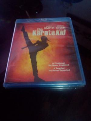 Karate Kid () Blu-ray Original Sellado Inglés Francés