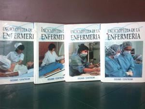 LIBROS DE ENFERMERIA..