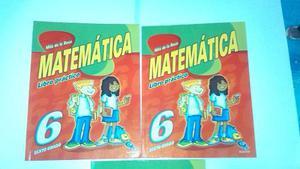 Libro Practico Matematica 6 Mila De La Roca Nuevo Edit Cobo