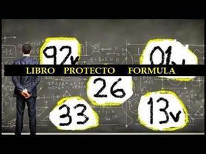 Libro Proyecto Formula- Ganar La Loteria- Material Inedito
