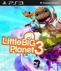 Little Big Planet 3 Digital Ps3