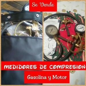 Medidores de Compresion