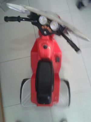 Moto Electrica Usada