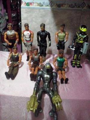 Muñecos Max Steel Originales
