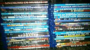 Películas Blu Ray. Lote De 50 Oferta