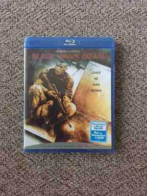 Pelicula Original Bluray Black Hawk Down Sellada
