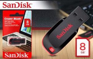 Pen Drive 8gb Usb Flash Drive Sandisk