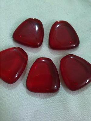 Piedras De Vidrio Para Bisutería Y Orfebrería X Docena