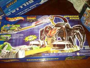 Pista Hotwheels Scorpion Strike