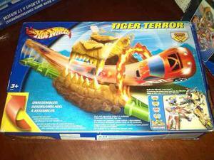 Pista Hotwheels Tiger Terror
