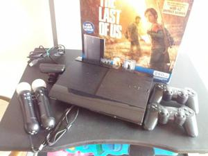Playstation g, 8 Juegos, 2 Controles, 2 Move, Camara