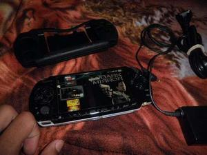 Sony Psp  Slim Chipeado 8gb + Juegos + Forro