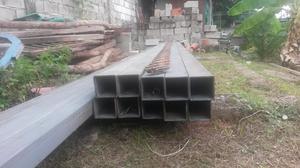 TUBOS ESTRUCTURALES 100x100mm y 3mm de espesor