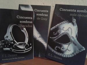 Trilogia 50 sombras de grey 3 libros pdf mas | Posot Class