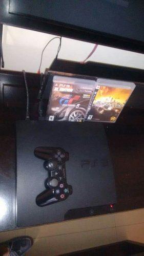Vendo Mi Play 3 Como Nuevo 160gb 2 Juegos 1 Control