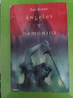 por No Usar Libro Angeles Y Demonios