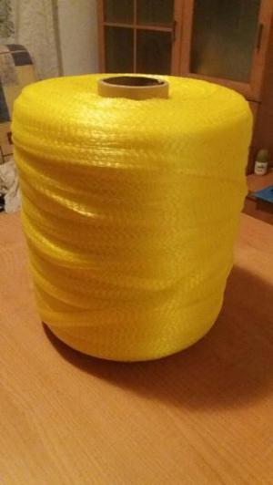 rollo de malla amarilla de 500 mts