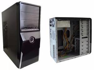 Case Con Fuente 500 W Atx Usb Audio Frontal Cpu Bagc