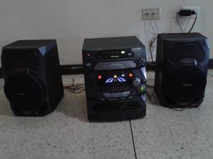 Equipo De Sonido Panasonic Sa-ak17 Para Reparar