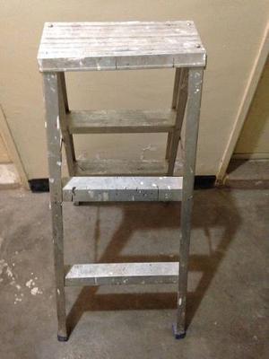 Torre de aluminio radioaficionado 4 tramos posot class for Escaleras de aluminio usadas