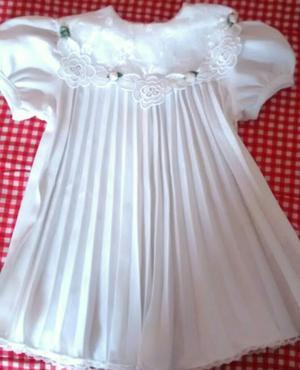 Vestido de Niña Usado. Tallas Varias