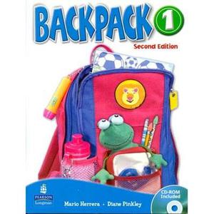 Backpack  Libro De Inglés 2da Ed