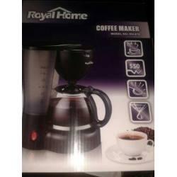 Cafetera Royal Home 6 Tazas