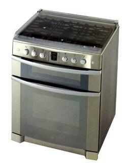 Cocina General Electric Doble Horno Smart Cook
