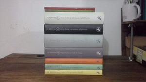 Colección Completa De Libros De Harry Potter - Tapa Dura