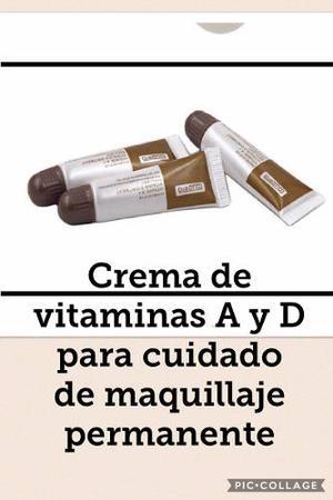 Crema De Vitamina A Y D
