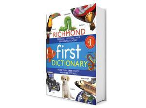Diccionary Ingles-ingles Ilustrado First Dictionary Richmond