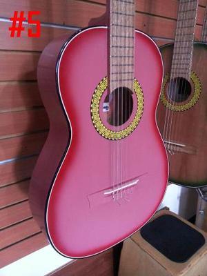 Guitarra Clasica Acustica Cuerdas Nylon Envio Gratis X Serex