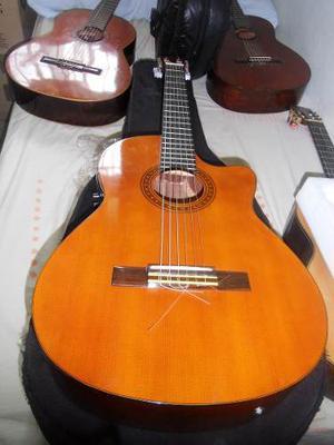 Guitarra Electro-acustica Yamaha Cg-110ce (cutaway)