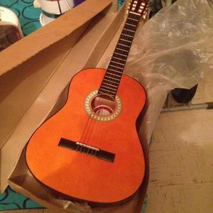 Guitarra Nueva