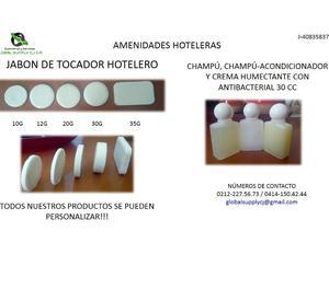 JABON HOTELERO 20 GR