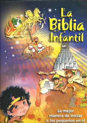 La Biblia Infantil Narrada En Cd (envío Digital)