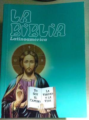 La Biblia Latinoamericana. Edición Pastoral.