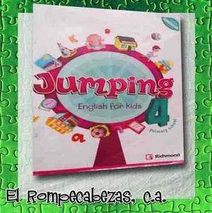 Libro Jumping De Ingles 2 Y 6 Grado