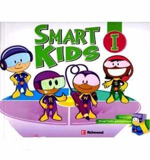 Libros De Ingles Smart Kids 1, 2 Y 3 Editorial Richmond