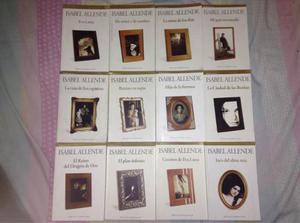 Libros De Isabel Allende Coleccion Nuevos Y Usados Precio Cu