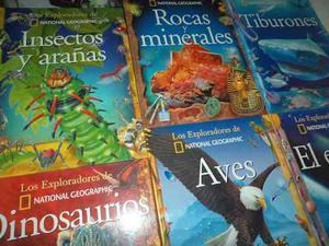 Libros,los Exploradores De National Geographic