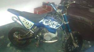 Mini moto 50cc usada