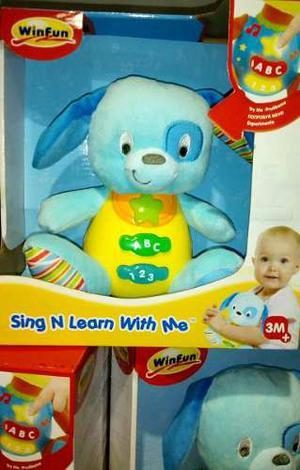 Perrito Canta Y Habla Conmigo Para Bebés